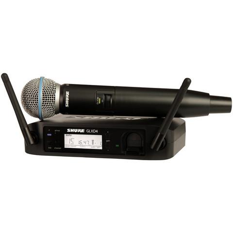 SHURE GLXD24E/B58 вокальная радиосистема