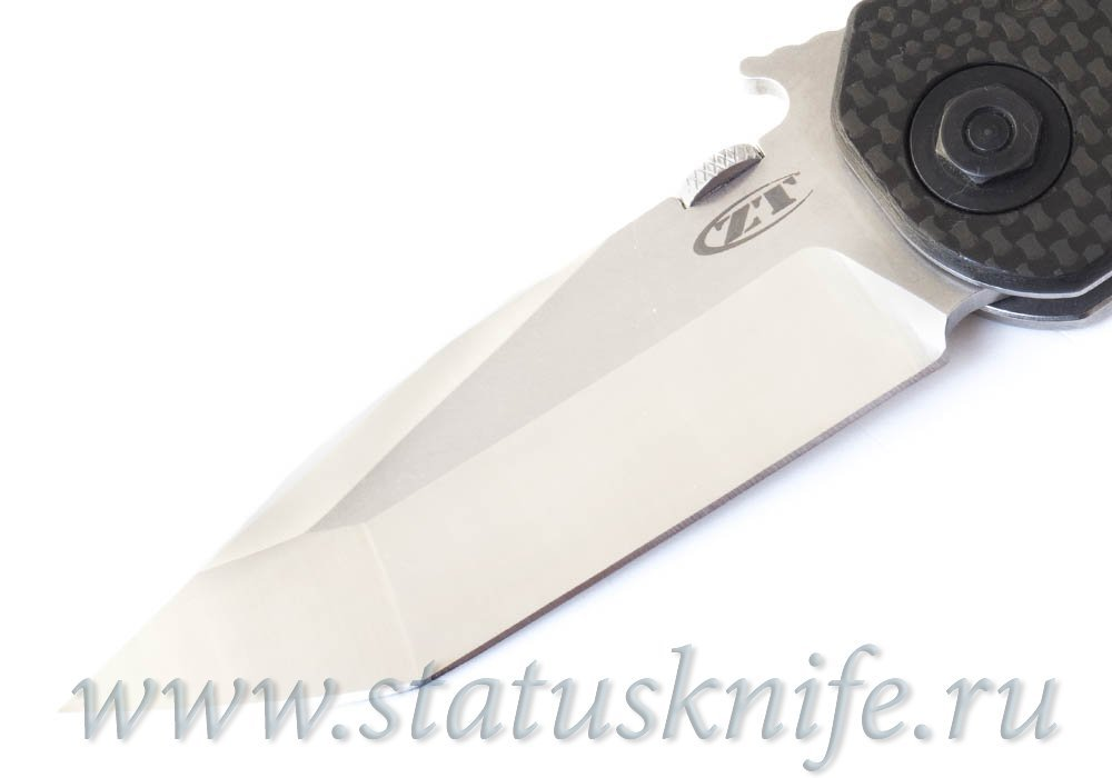 Нож Zero Tolerance 0620CF Tanto Emerson карбон - фотография