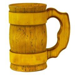 Кружка пивная деревянная WOOD&GOOD Classic, 700 мл