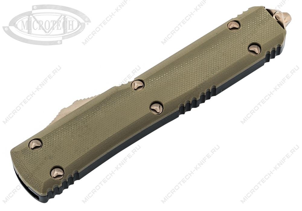 Нож Microtech Ultratech Hellhound 119-13GTOD - фотография