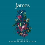 James / Living In Extraordinary Times (2LP)