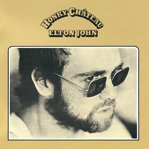 Elton John / Honky Chateau (LP)