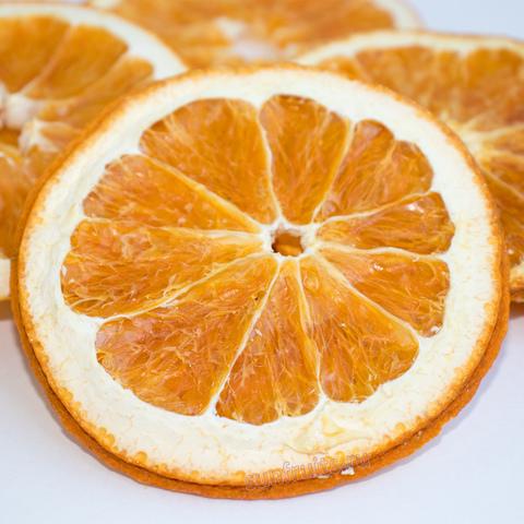 чипсы из апельсиновых долек