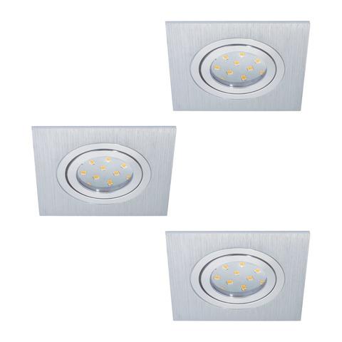 Комплект светильников светодиодных встраиваемых Eglo AREITIO 98637