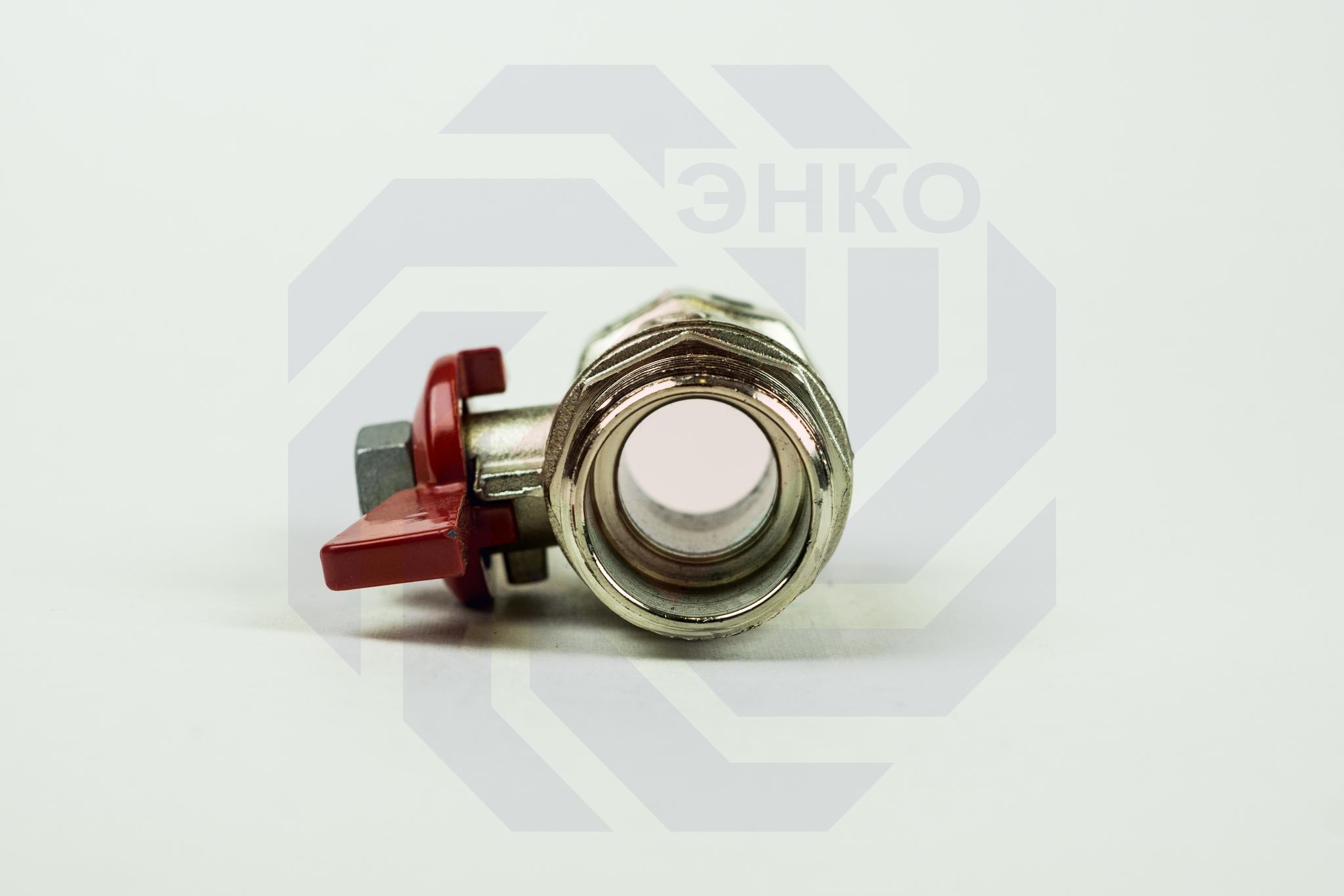 Кран шаровой с ВР/НР резьбой ARCO NILE 1