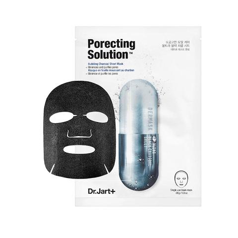 DR. JART+ Тканевая маска для очищения пор премиум Dermask ultra jet porecting solution 1 шт