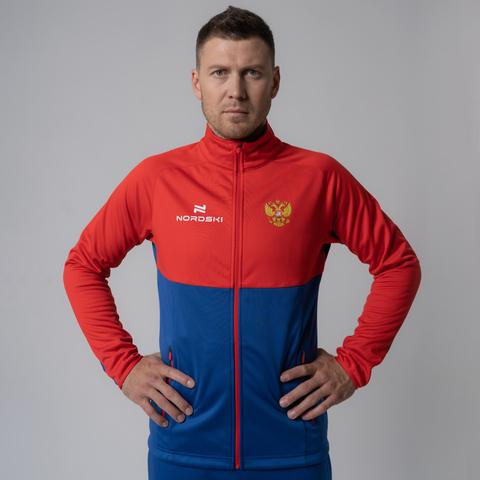 Разминочная куртка Nordski Premium Patriot мужская