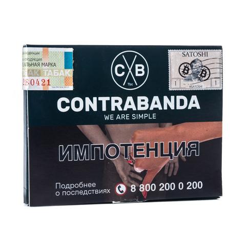 Табак CONTRABANDA Энергетик Чёрная Смородина 40 г