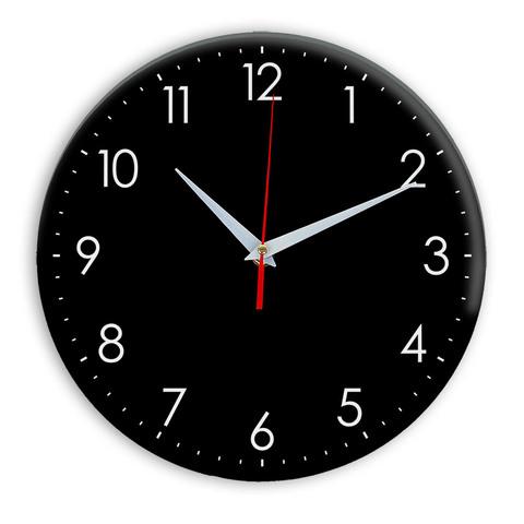 Настенные часы Ideal 927 1 черные