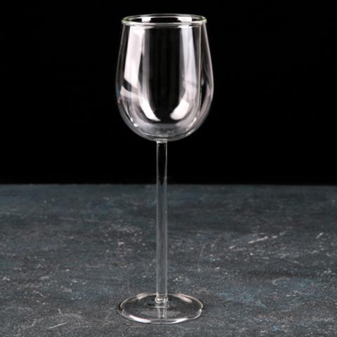 Бокал для вина с двойными стенками «Поль», 200 мл