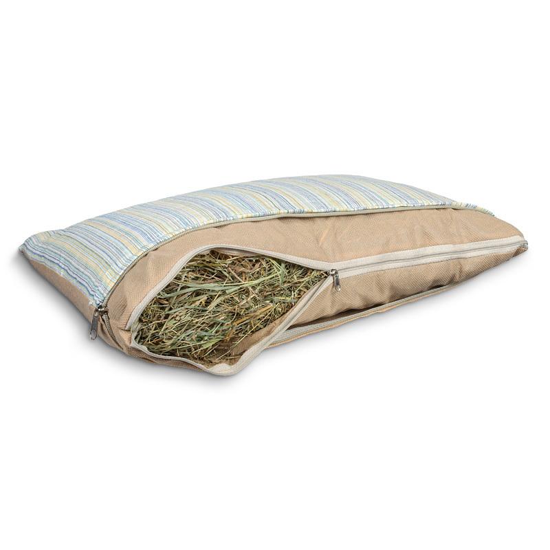 купить подушку для бани из сена
