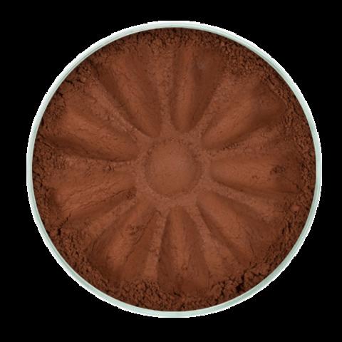 Для макияжа7: Тени минеральные для век тон 3409 Chocolate/ матовые, TM ChocoLatte, 3 мл/1,2гр