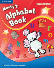Kid's Box Second Edition Levels 1-2 Monty's Alphabet Book