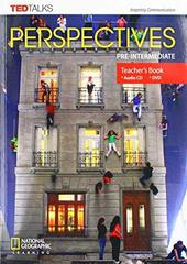 Perspectives BrE Pre-Interm TB with CDand DVD