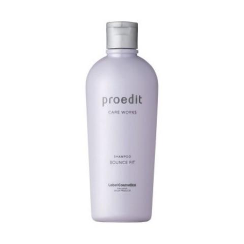 Lebel Proedit Home Charge: Шампунь для сильно поврежденных волос (Shampoo Bounce Fit), 300мл/700мл/1л