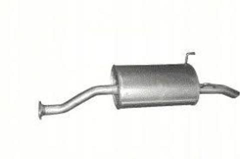 глушитель Honda Civic 1.4/1.6