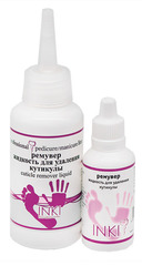 Inki Ремовер жидкость для удаления кутикулы