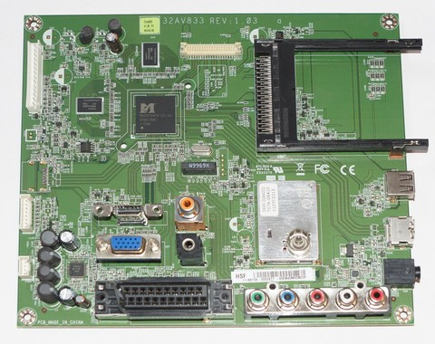 Mainboard 32AV833 Rev:1.03 телевизора Toshiba