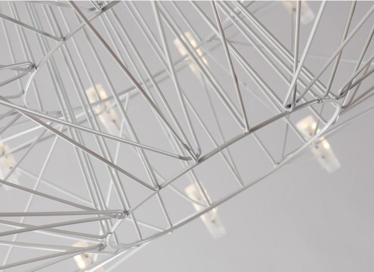 Подвесной светильник копия Сoppelia by Moooi D100