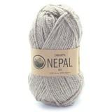 Пряжа Drops Nepal 0300 бежевый микс