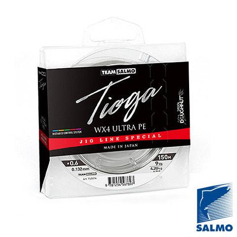 Плетеный шнур Team SALMO Tioga Multi Color 150m – 0,24