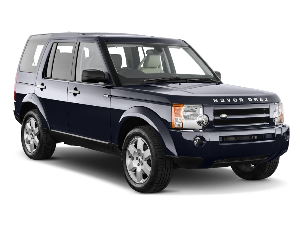 Land Rover Discovery 3 2006->