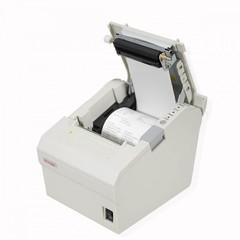 Чековый принтер Mertech MPRINT G80 RS232-USB, Ethernet White, 203 dpi, термопечать, лента 80 мм, Честный Знак, ЕГАИС, QR-код