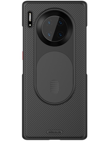 Чехол для Huawei Mate 30 Pro от Nillkin серии CamShield Case с защитной шторкой для задней камеры