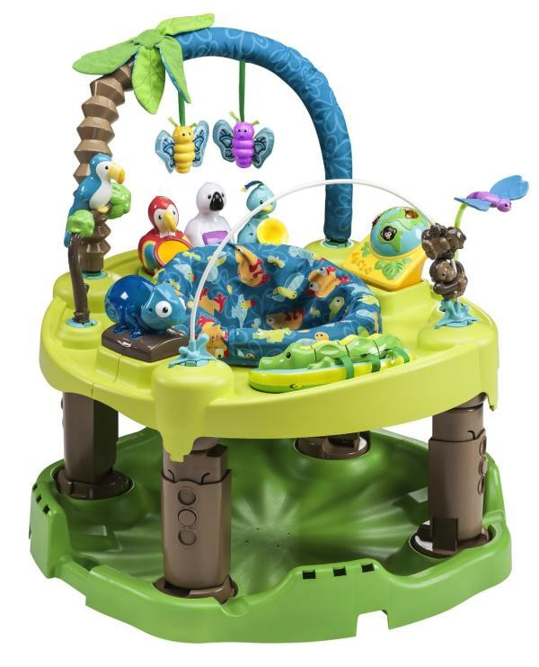 Evenflo ExerSaucer™ Life in the Amazon