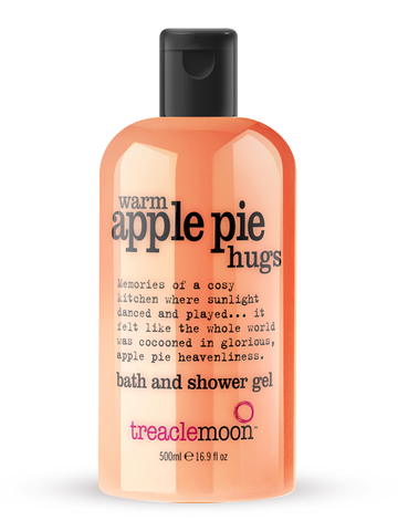Treaclemoon Гель для душа яблочный пирог SWEET APPLE PIE HUGS BATH & SHOWER GEL 500 мл