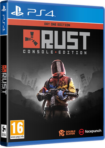 Rust. Издание первого дня (PS4, русские субтитры)