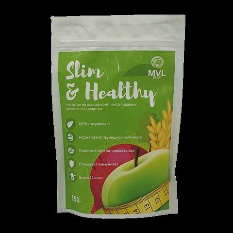 Напиток на основе комплекса пищевых волокон с инулином MVL, 150 гр