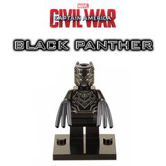 Minifigures Black Panter