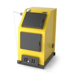 Водогрейный котел Оптимус Автоматик 25кВт АРТ под ТЭН желтый