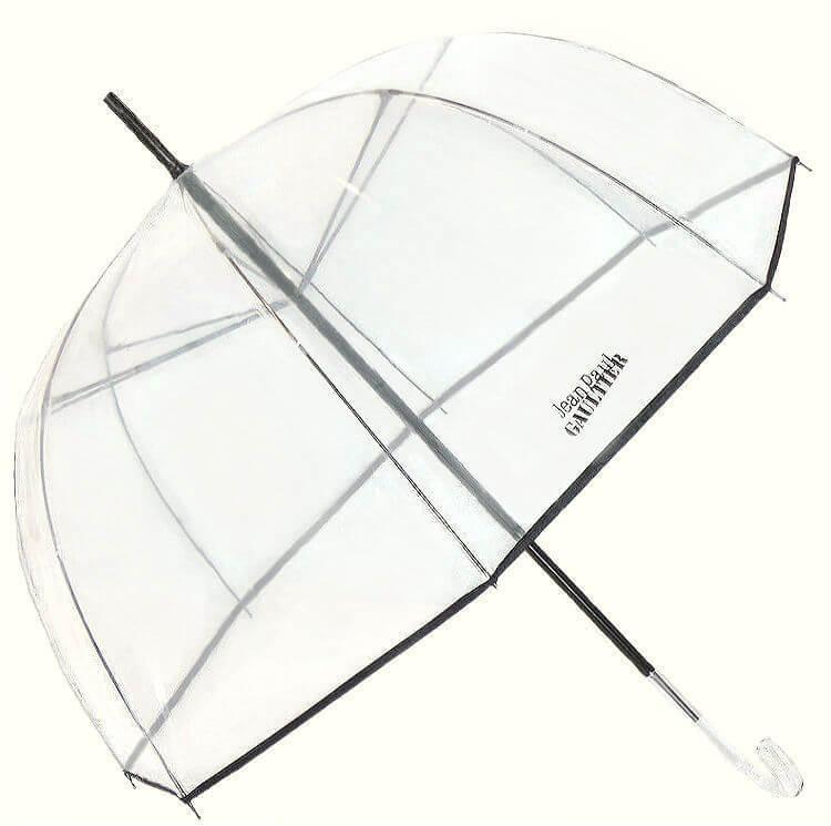 Зонт-трость прозрачный JPaul Gaultier 878-2