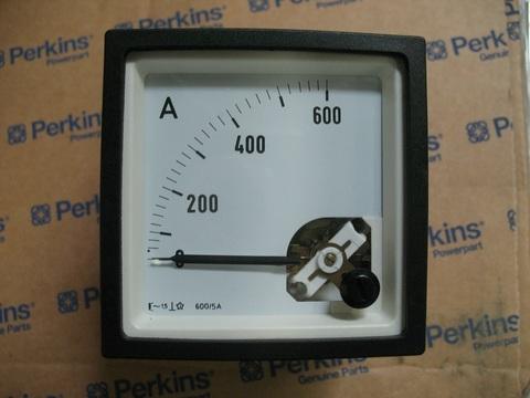 Амперметр 0-600А / METER AMP 0-600A D72 5A CT EURODIN АРТ: 620-810