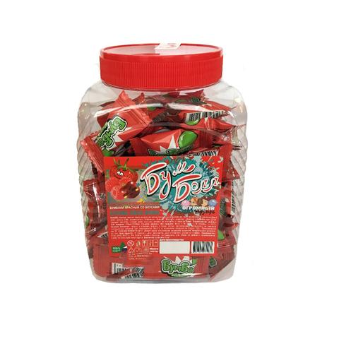 Жевательная резинка Бумболл красный 1кор*8бл*90шт, 1,5 гр