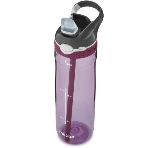 Бутылка спортивная Contigo Ashland Passionfruit (0,72 литра), красная