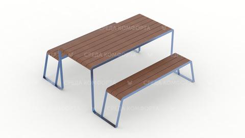 Скамейка со столом SCAM0231