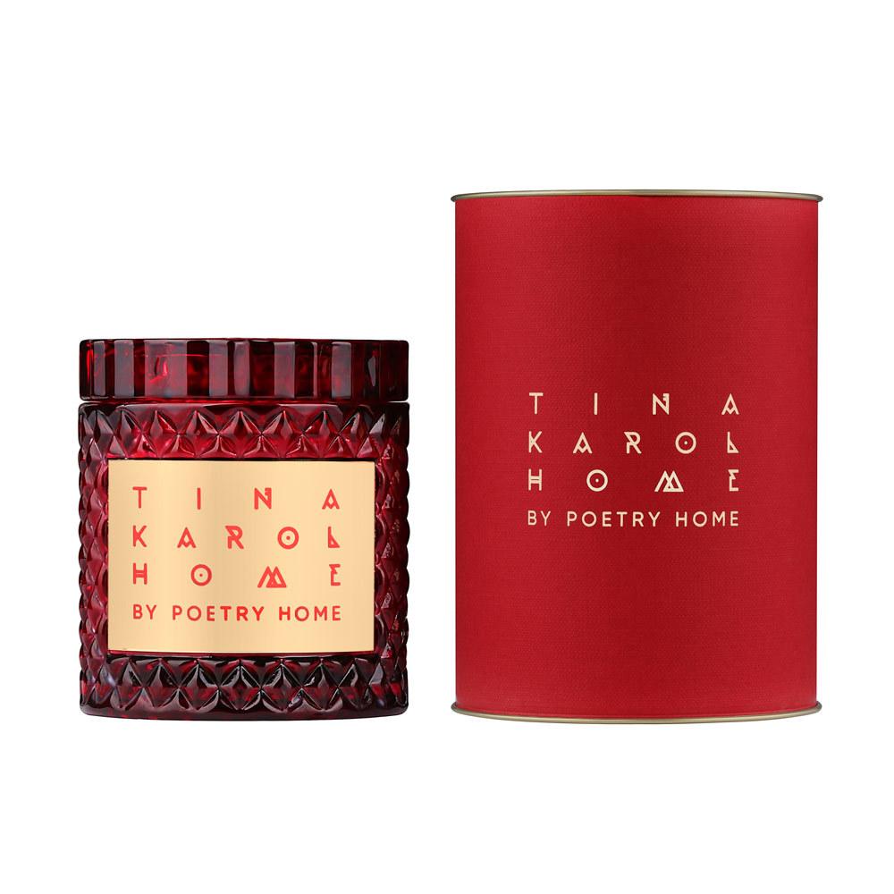 Парфумована свічка TINA KAROL HOME RED (220 г)