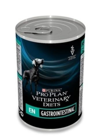 Veterinary Diets EN Gastrointestinal  - для собак при патологии ЖКТ 400г