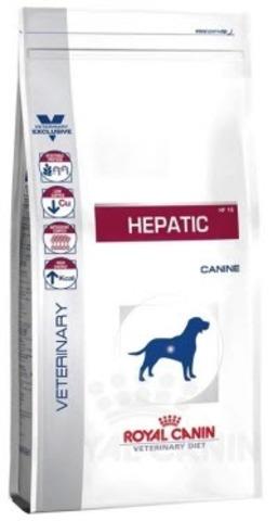 Hepatic HF16 - для собак при заболеваниях печени