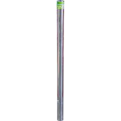Алюминиевая фольга 50 мкм, 1,2х20 м (24 м2) для термоизоляции