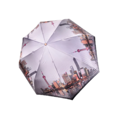 Зонт женский ТРИ СЛОНА 135Q-EL-1