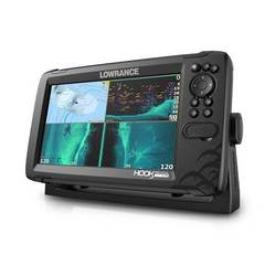Эхолот Lowrance HOOK REVEAL 9 TRIPLESHOT ROW (000-15531-001)