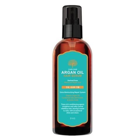 CHAR CHAR Сыворотка для волос АРГАНОВАЯ Argan Oil Hair Serum, 200 мл