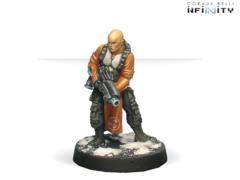 Shaolin (вооружен Combi Rifle)