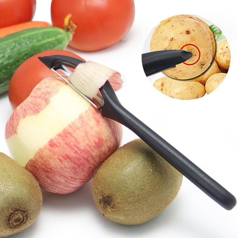 Овощечистка Victorinox Universal Peeler (7.6075) цвет чёрный |  Wenger-Victorinox.Ru