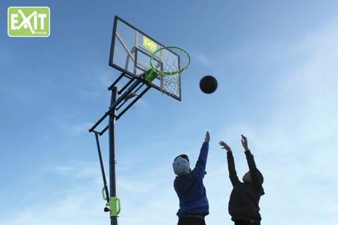 Передвижная баскетбольная система Exit Galaxy (Exit Toys)