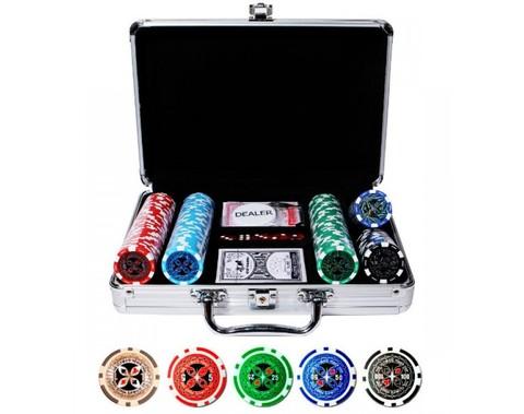 Набор для покера Ultimate на 200 фишек
